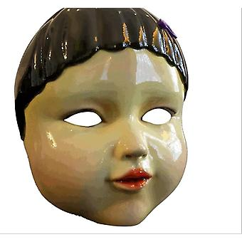 Tintenfisch Spiel Maske Halloween Tintenfisch Spiel Kostüm Cosplay Gesichtsbedeckung