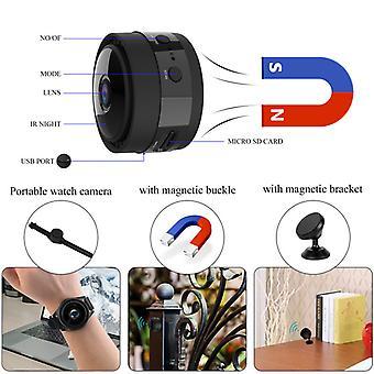 ミニ2MP IPカメラワイヤレス屋外バッテリーカメラ秘密1080p HDナイトビジョンワイヤレス無線Wifiネットワークリモート監視カメラ