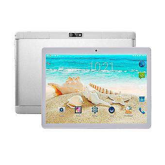 Y13 10,1 Zoll Quad-Core Tablet Android 4.4ips Touchscreen 1gb + 16gb (Silber)