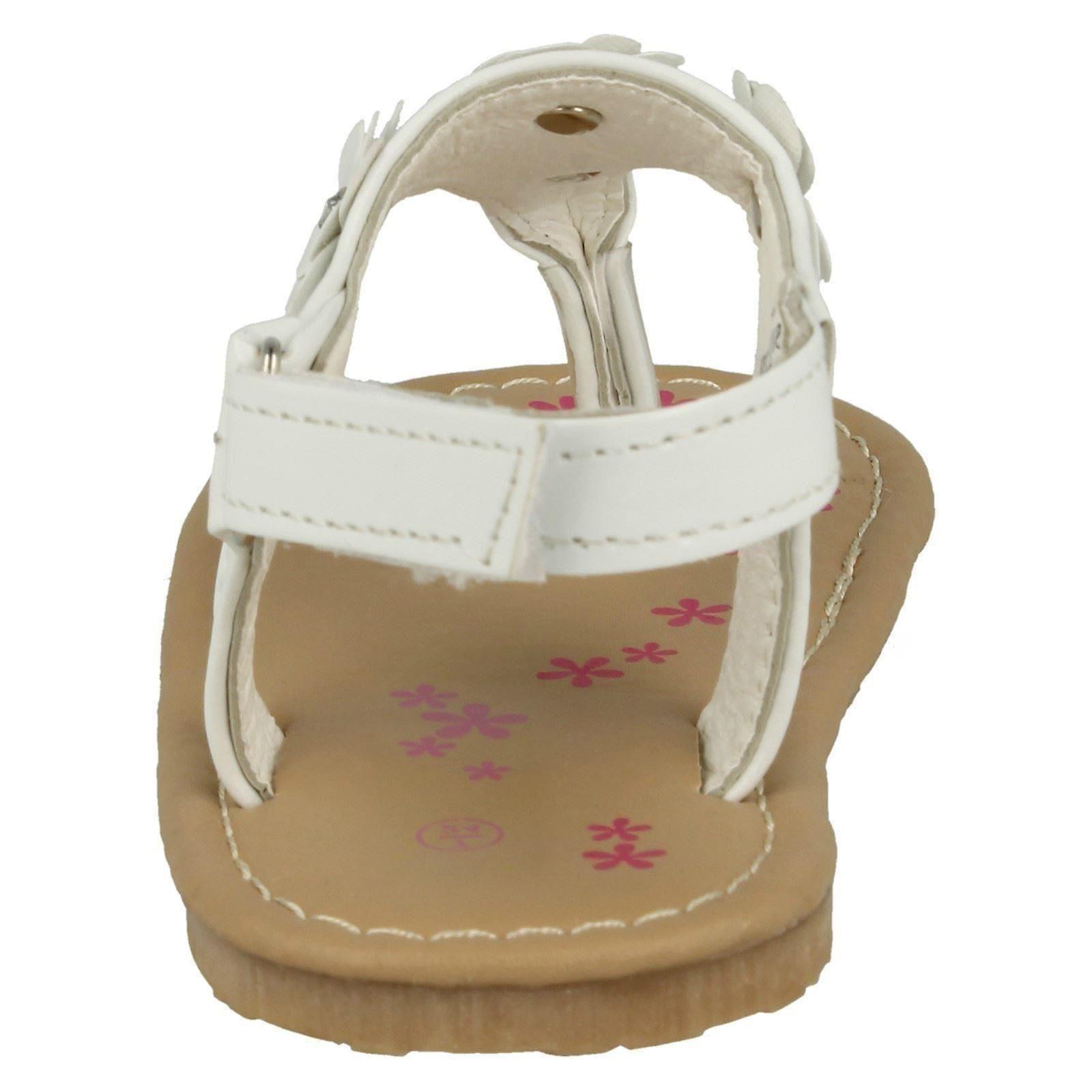 Jenter Flekk På Tå Innlegg Sommer Sandaler H0223