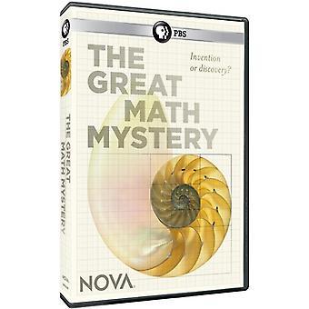 ノヴァ: 偉大な数学ミステリー 【 DVD 】 USA 輸入