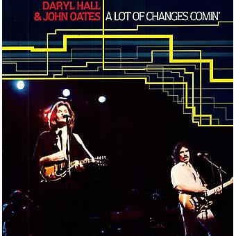 Hall & Oates - Lot of Changes Comin' [Vinyl] USA import