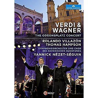 Verdi & Wagner [DVD] USA import