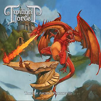 Twilight Force - Tales of Ancient Prophecies [CD] USA import