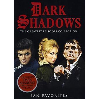 Dark Shadows - Dark Shadows: Fan Favorites [DVD] USA import