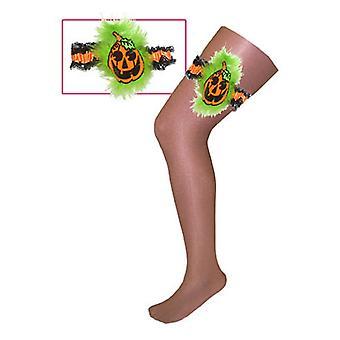 Halloween et horreur halloween au point mousse