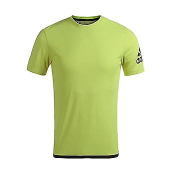 ADIDAS Uncontrol Climachill T-Shirt [gul]