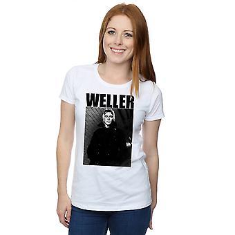 Paul Weller Women's Legend Photo T-Shirt