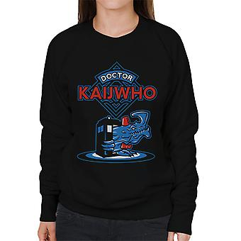 Docteur Kaijwho Pacific Rim qui Sweatshirt femmes