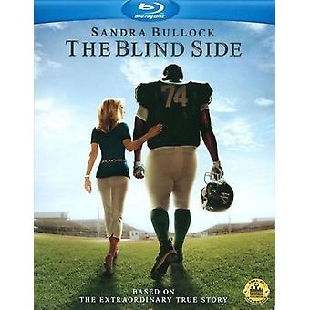 Importación de USA de Blind Side [BLU-RAY]
