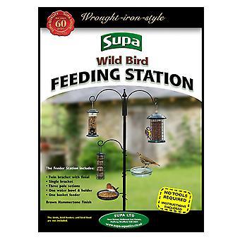 Supa Wild Bird Feeding Station