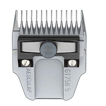 Aesculap Favorita GT758 Coarse Grooming Full Tooth Clipper Blade 5mm