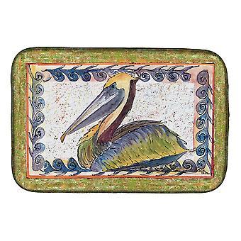 Carolines trésors 8057DDM Pelican plat Mat séchage
