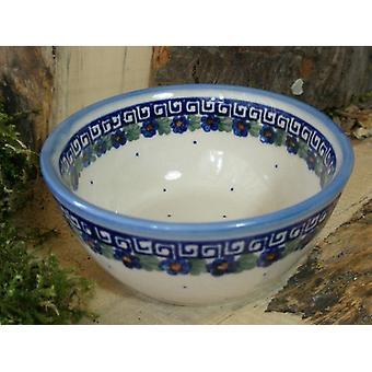 Salad Bowl ø 13 cm, height 6 cm, 52, Bunzlauer pottery - BSN 6745