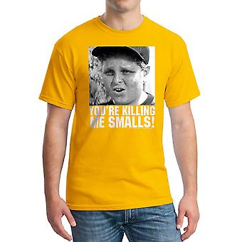 Sandlot Killing Version 6 Men's Gold T-shirt