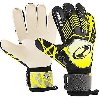 Samba Infiniti Trainer Goalkeeper Gloves Size