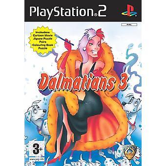 Dalmatians 3 (PS2) - New Factory Sealed