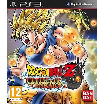 Dragon Ball Z Ultimate Tenkaichi (PS3) - Als nieuw