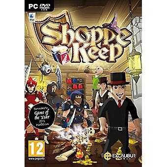 Shoppe Keep (PC DVD)-ny