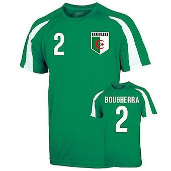 Algeria Sports Training Jersey (bougherra 2) - Kids
