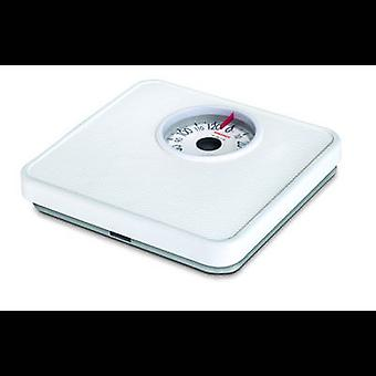 Soehnle PWA Tempo Analog bathroom scales Weight range=130 kg White