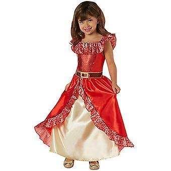 Elena Deluxe Kleid Kostüm für Kinder