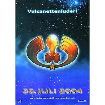 (T)Raumschiff Surprise - Peri- ode 1 Poster Teaser -Vulcanettenluder-