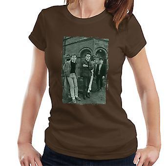 The Smiths In Manchester aan Salford jongens Club noodlijdende Frame Women's T-Shirt