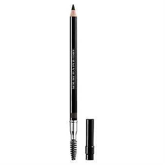 Christian Dior Sourcils Poudre pulver øyenbryn blyant 093 svart 0.04oz / 1.2g