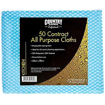 Country Range Contract All Purpose Cloths 42cm x 35cm