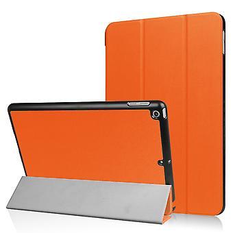 "iPad 9.7"" (2017 / 2018) Slim fit dreifache Hülle - Orange"