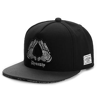 Cayler & sons Snapback Cap - Black Broompton
