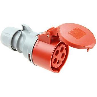 PCE 215-6tt CEE stekker 16 A 5-pin 400 V