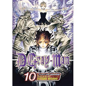 D. Gray-Man by Katsura Hoshino - 9781421519371 Book