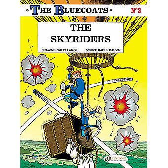 Den Bluecoats - v. 3 - Skyriders av Raoul Cauvin - Willy Lambil - 97818