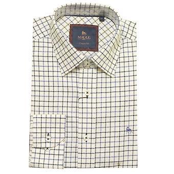 MAGEE Shirt 88701 Blue