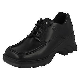 Чик бутлег байкер девушки на каблуках обувь формальной/школа