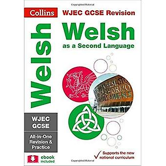Collins GCSE Revision and Practice: New Curriculum - WJEC GCSE Welsh as a Second Language All-in-One Revision and Practice