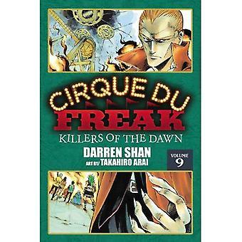 Cirque Du Freak: Il Manga, vol. 9: assassini dell'alba