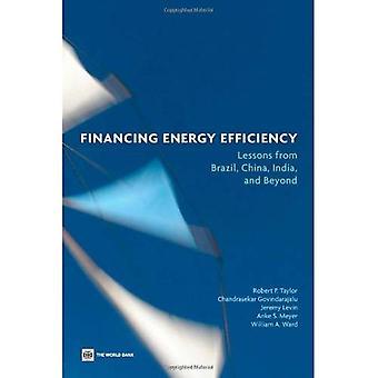 Financiering energie-efficiëntie: Lessen uit Brazilië, China, India en daarbuiten