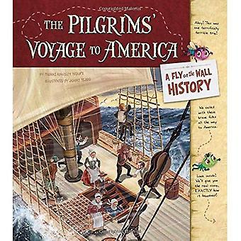 Pilgrimme rejse til Amerika: en flue på væggen-historie