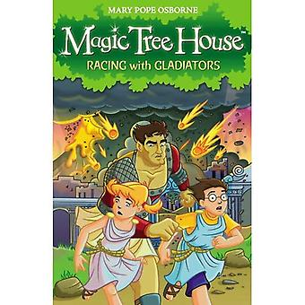 Magic Tree House 13: Racen met gladiatoren