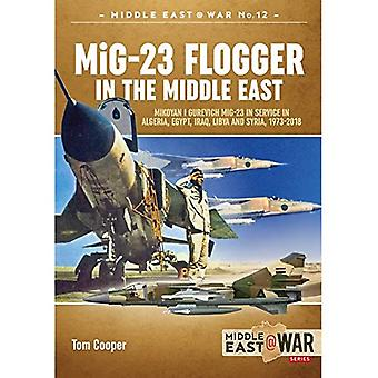 Mig-23 Flogger i Mellanöstern