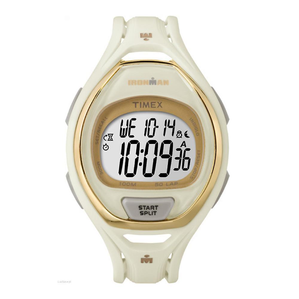 Timex Ironman Sleek 50 TW5M06100SU Women's Watch/Men's Watch Chronograph