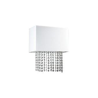 Ideal Lux - Phoenix weiße Wand Licht IDL115696