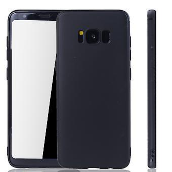 TPU para Samsung Galaxy S8 preto