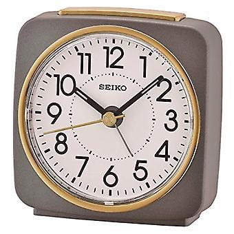 Seiko QHE140N-Unisex analógico despertador