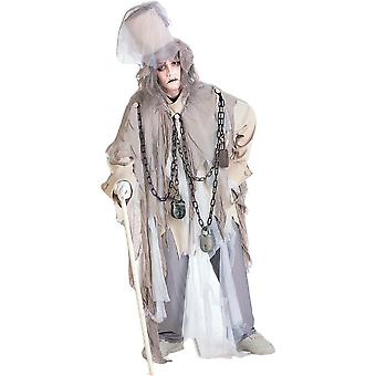 Jacob Marley adulte Costume