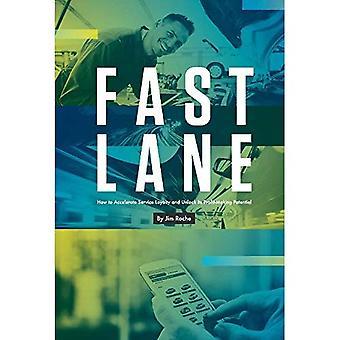 Fast Lane: So beschleunigen Service Loyalität und entsperren ihr gewinnbringendes Potenzial