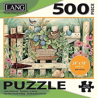Jigsaw Puzzle 500 sztuk 24
